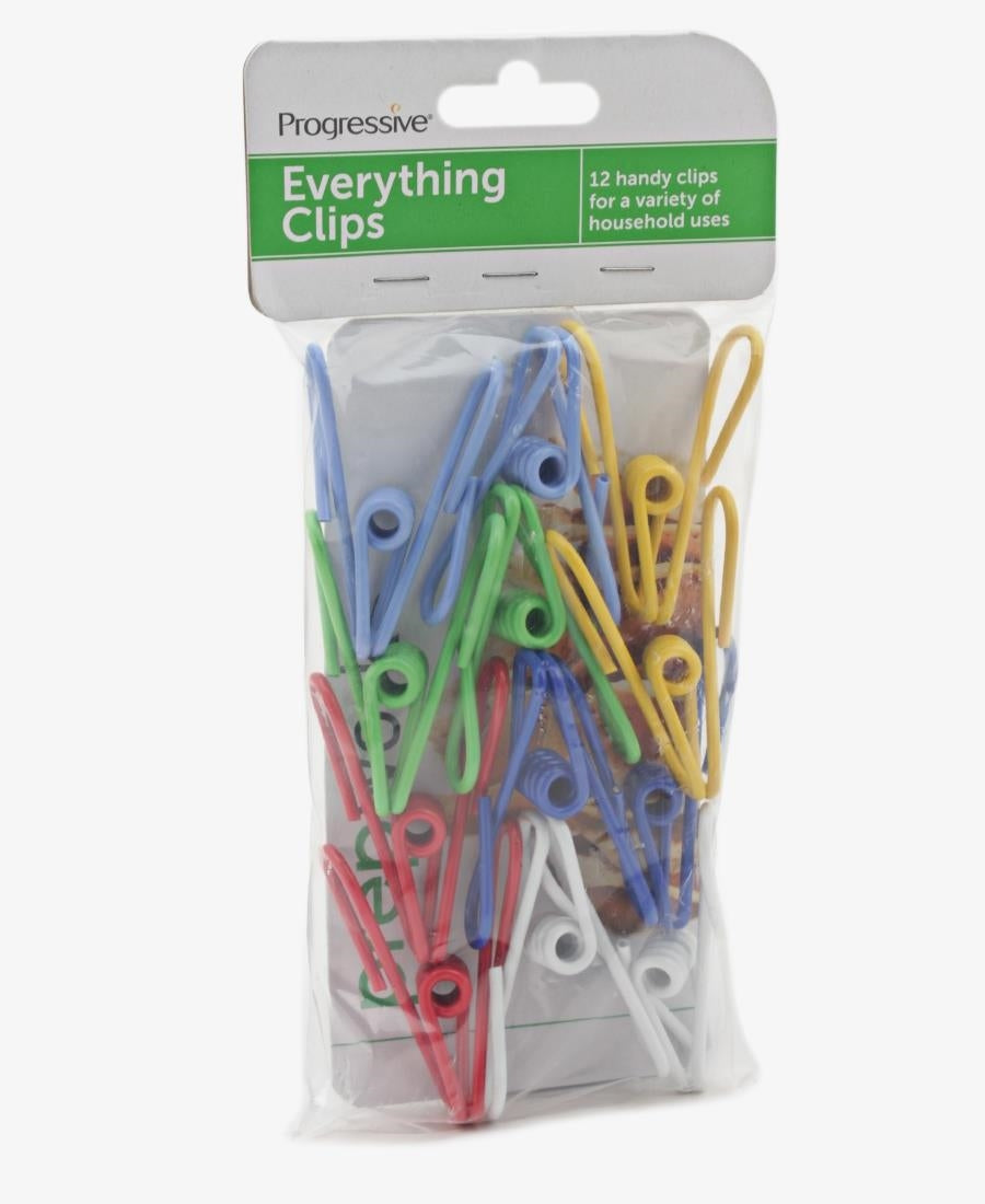 Wire Clips Set - Multi