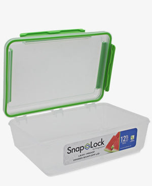 Progressive 2.8L Snaplock Container - Green