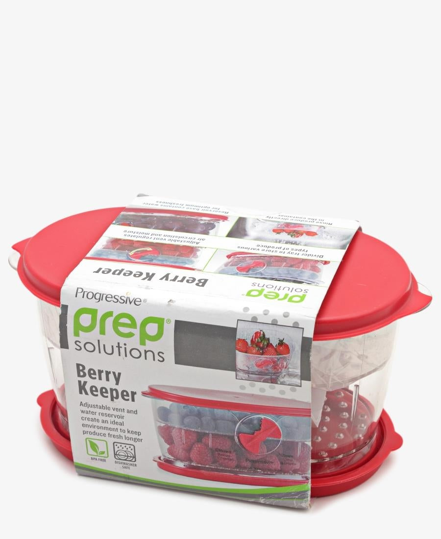 Berry Keeper - Red