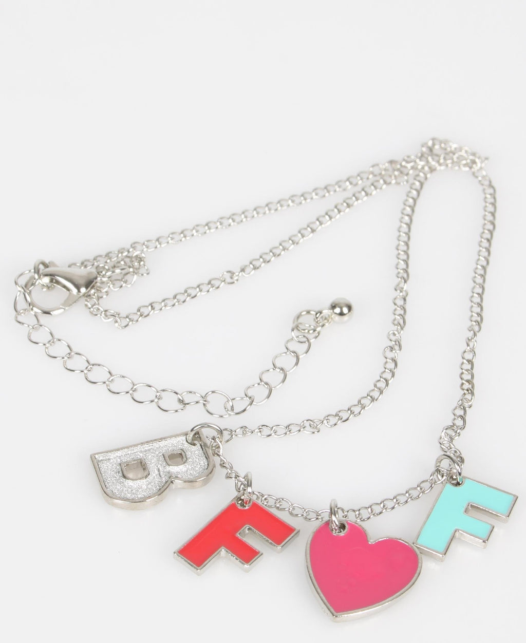 Girls Necklace - Silver