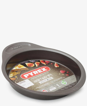 Pyrex Asimetria 20cm Cake Pan - Brown