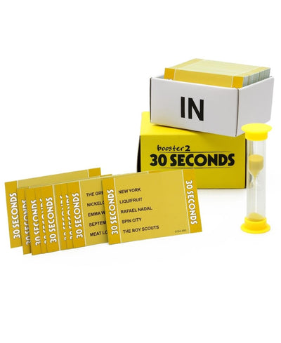 30 Seconds Booster Pack - Yellow