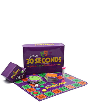 30 Seconds Junior - Purple