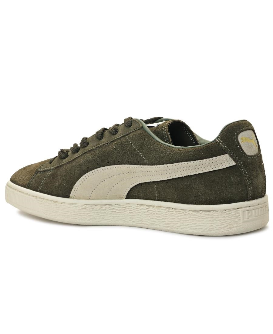 Suede Classic - Olive