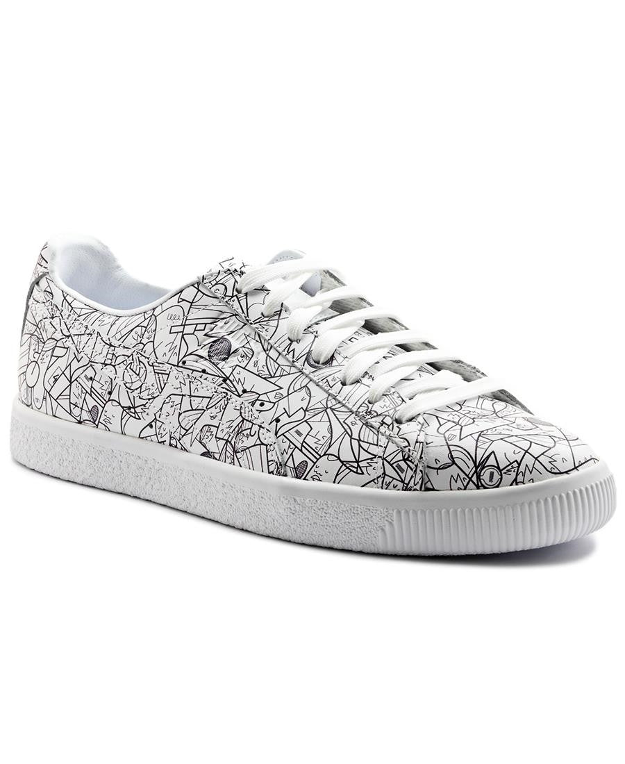 Clyde All Star - White