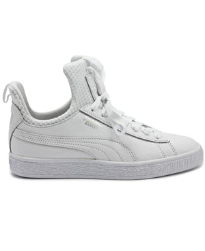 Basket Fierce - White