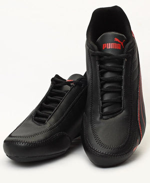 Men's Future Kart Cat Sneakers - Black