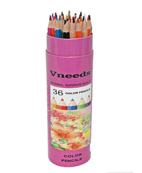 36 Pack Colouring Pencils - Multi