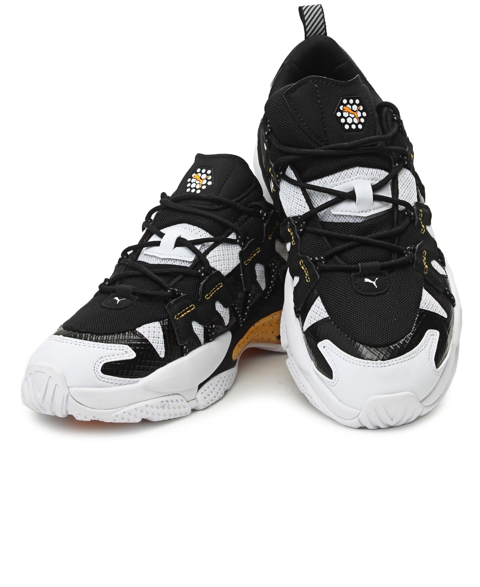 Men's LQD Density Sneakers - Black