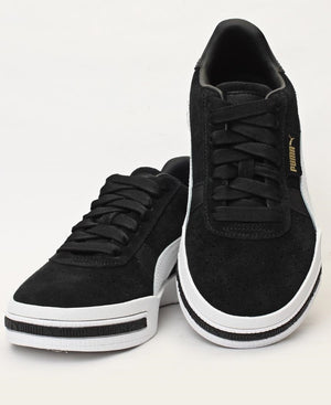 Ladies' Cali Taped Sneakers - Black