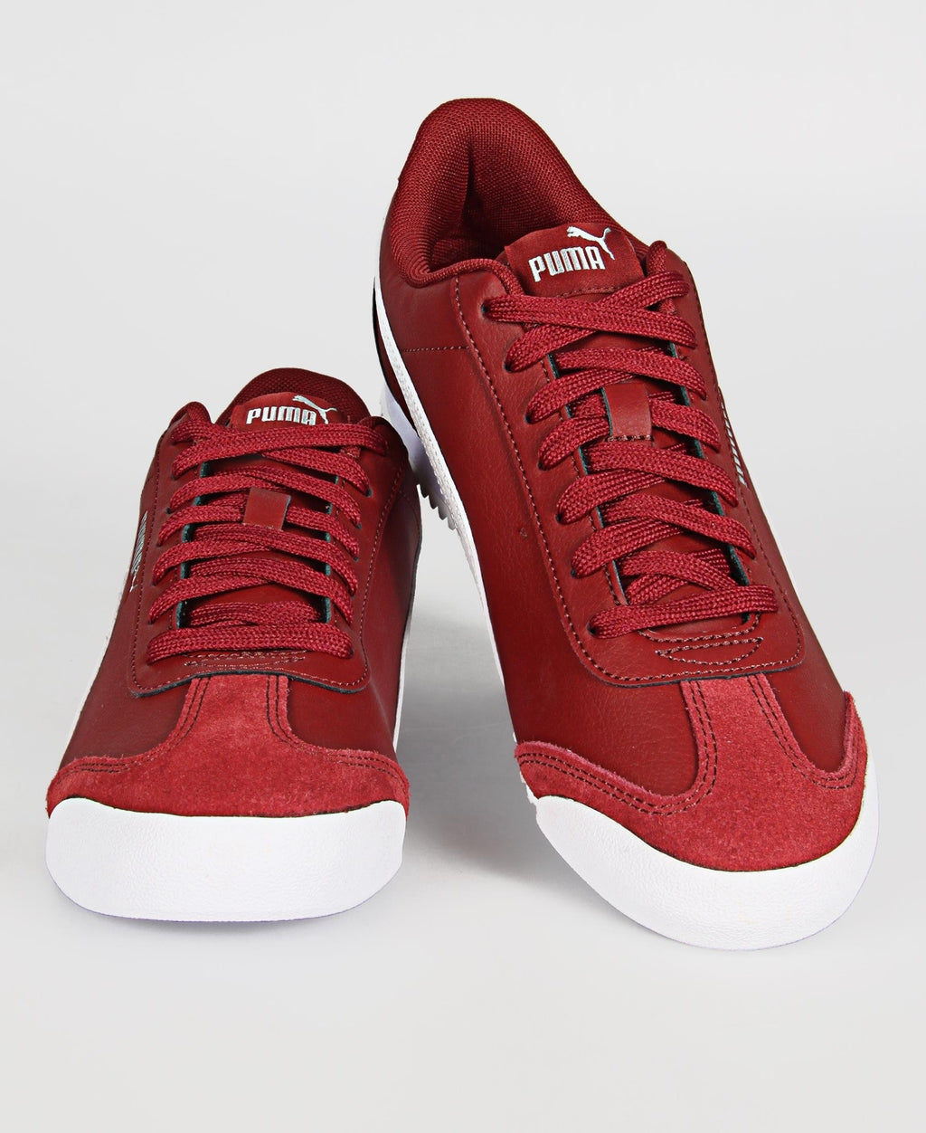Men's Turino Sneakers - Burgundy