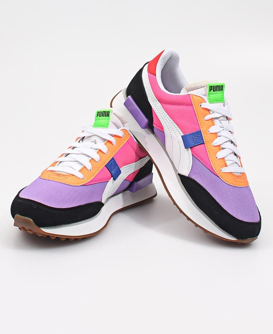 Ladies' Future Rider Play Sneakers - Purple