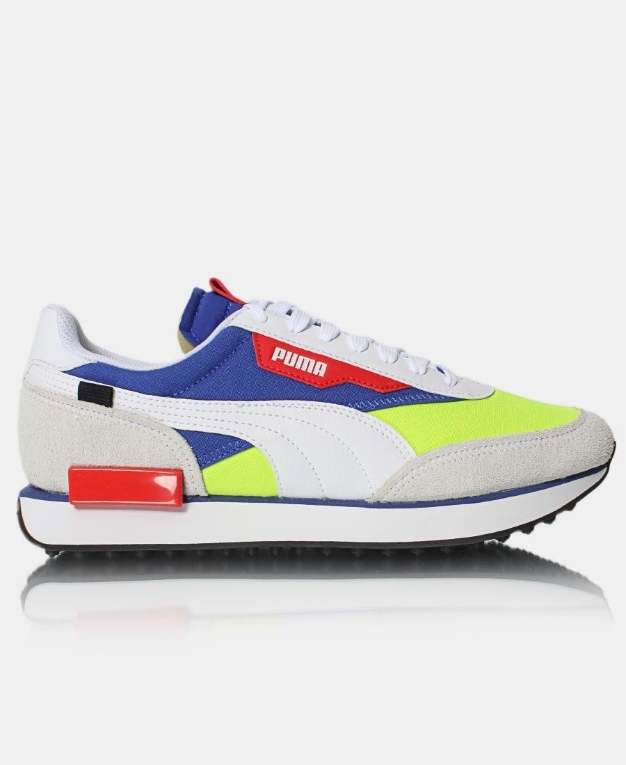 Men's Puma Future Rider - Yellow