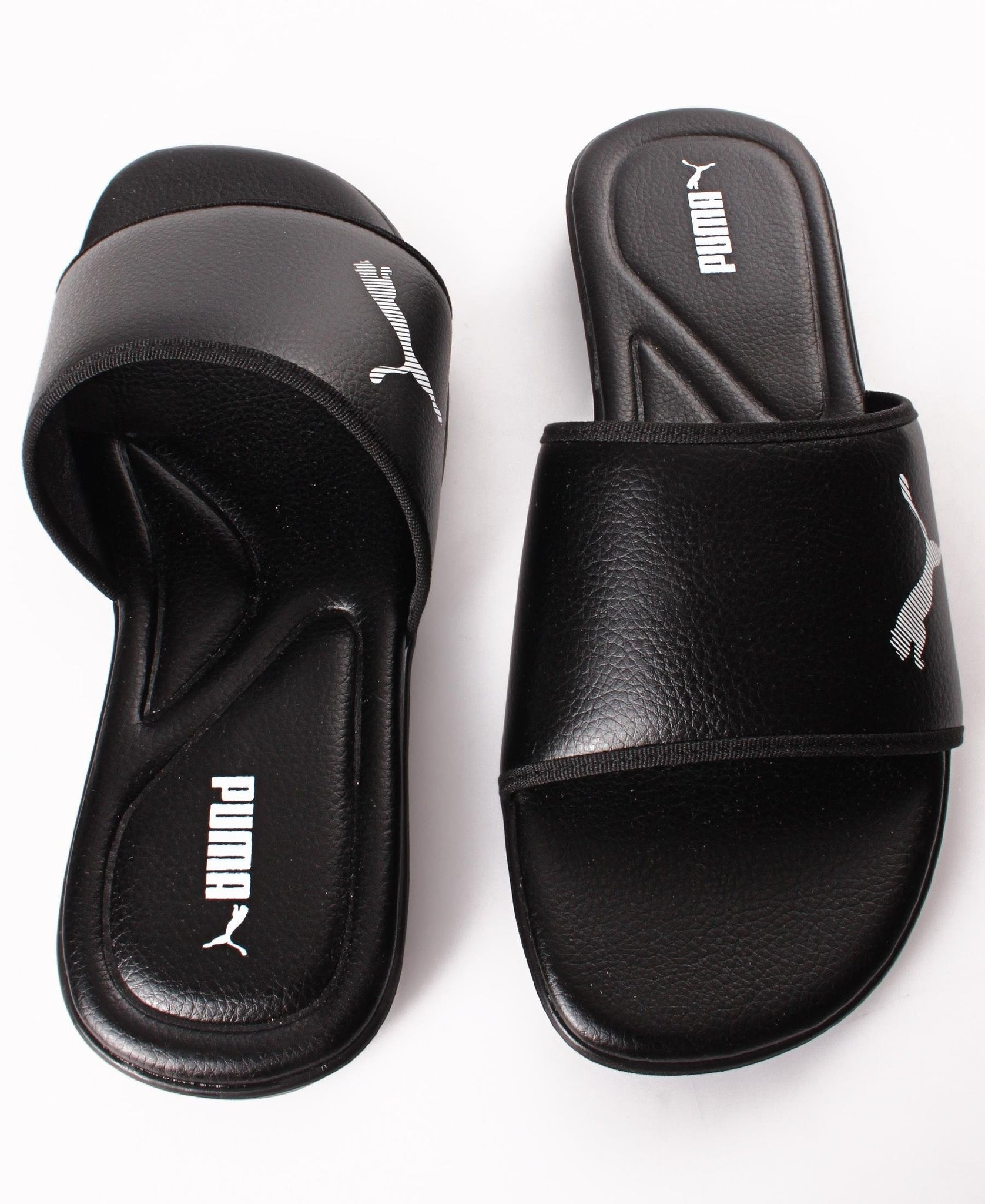 Men's Streetcat Pure Slide - Black