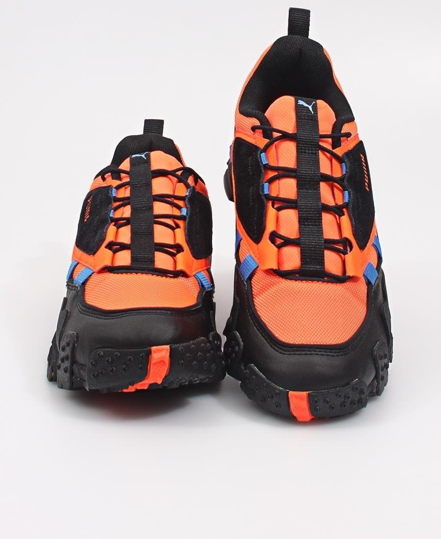 Men's Trailfox Overland Sneakers - Orange