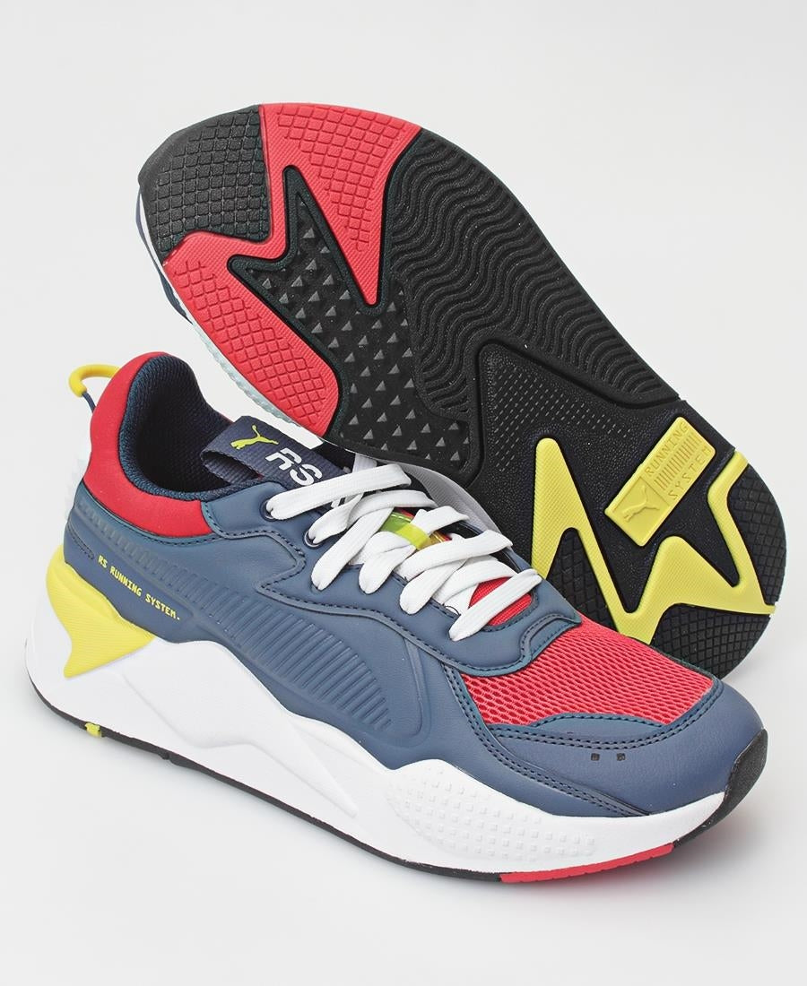 Men's RS-X Master Sneakers - Navy