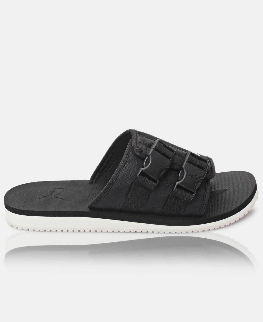 Men's Wilo Lux Nylon Sandals - Black