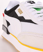 Men's Puma Future Rider Sneakers - White