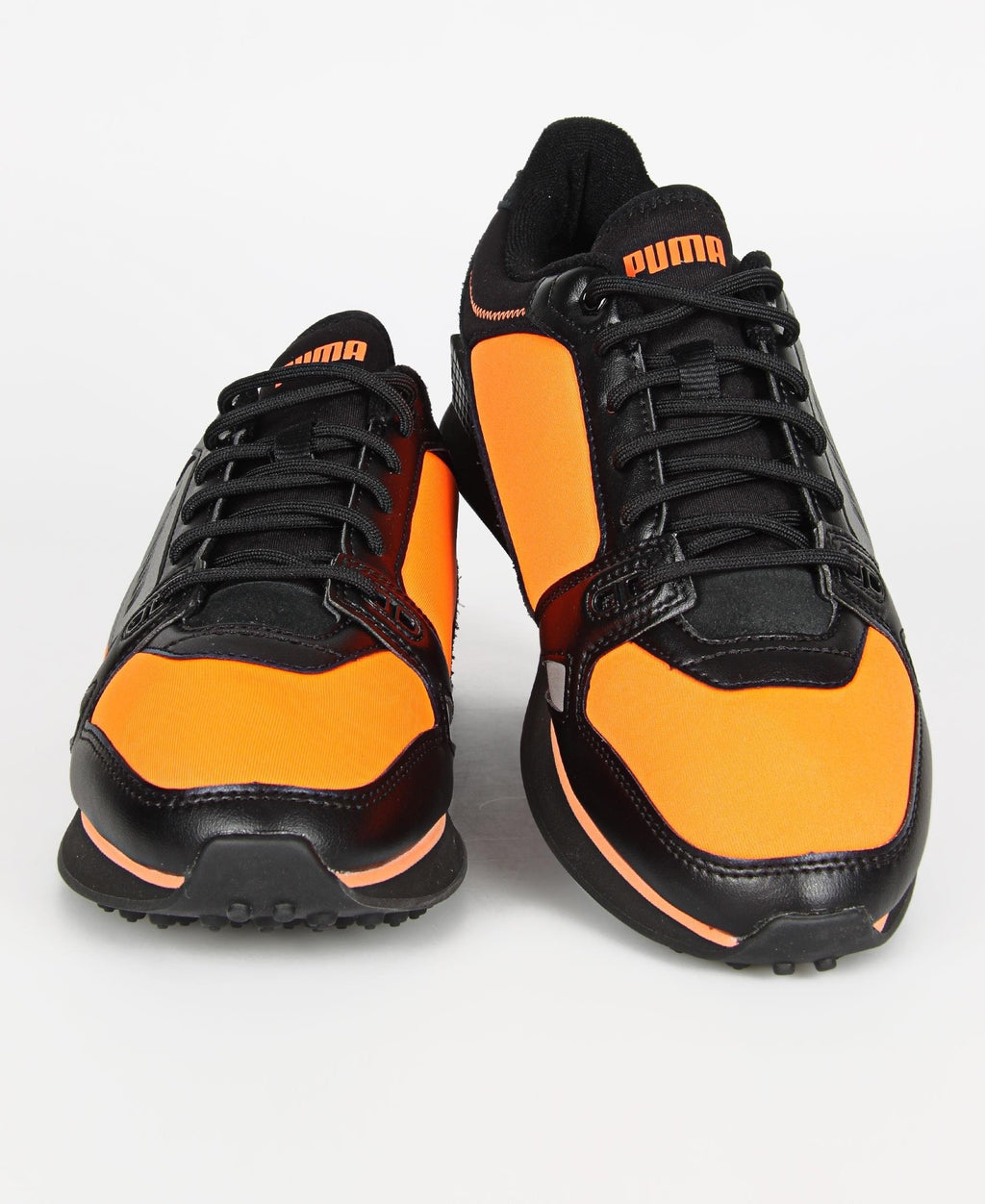 Men's Mile Rider Bright Peaks Sneakers - Orange