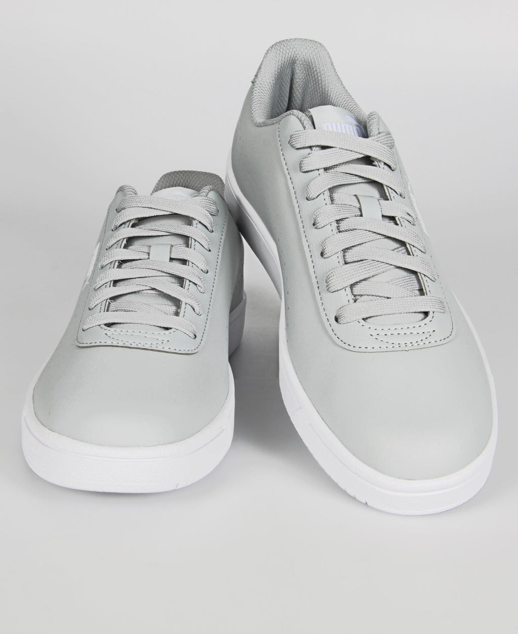Men's Puma Court Pure Sneakers  - Grey