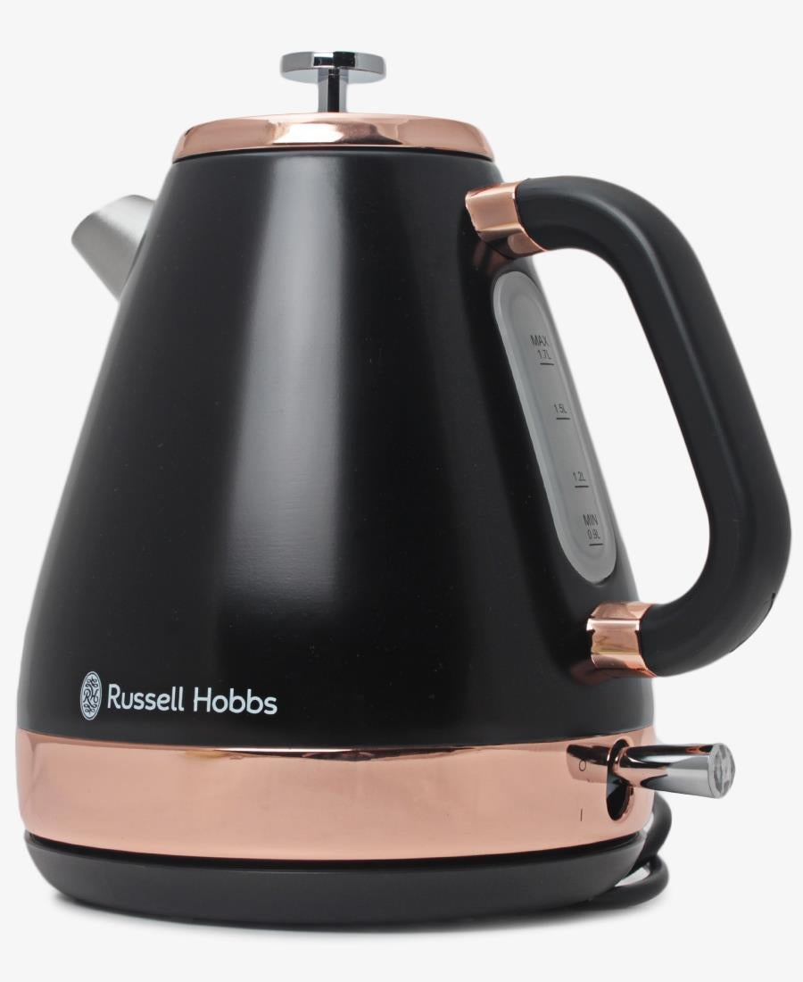 Russell Hobbs 1.7L Cordless Kettle - Black