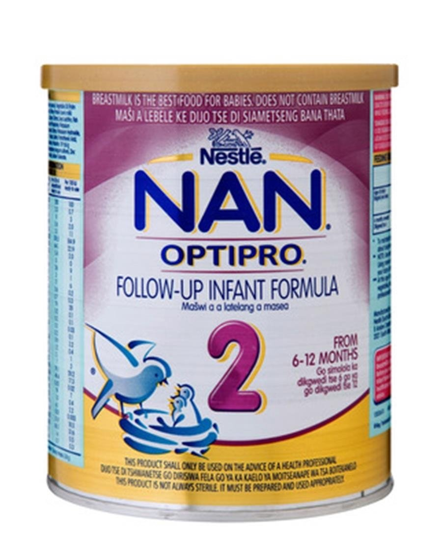 Nan No. 2 Protect Plus 400g - Cream