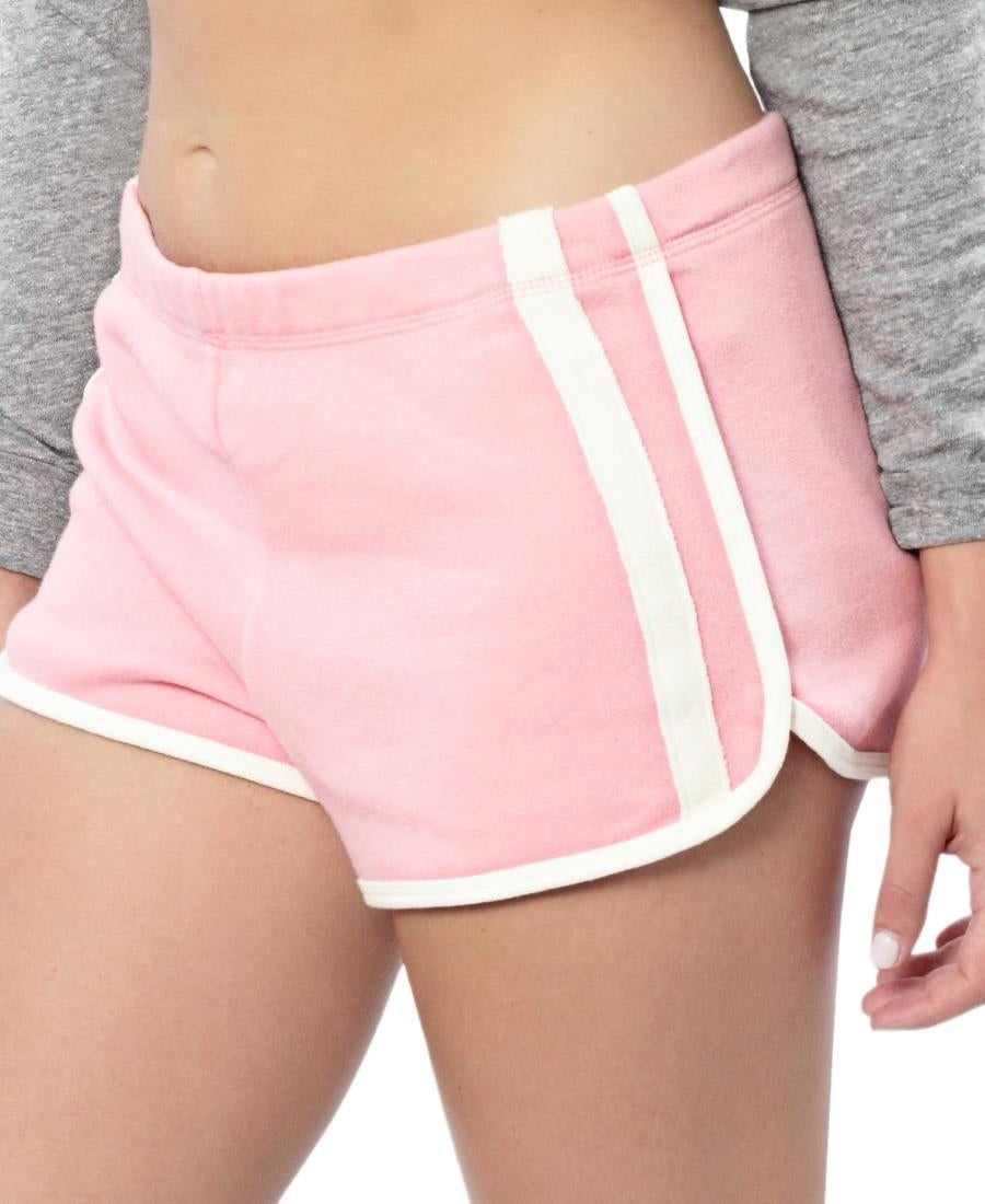 Brushed Shorts - Pink