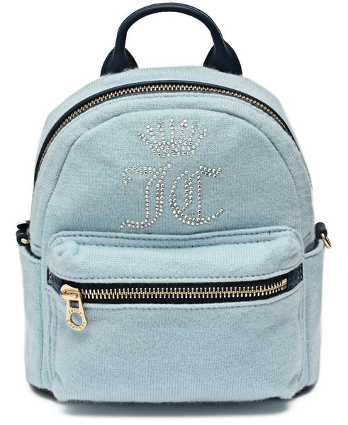 Swarovski Cashmere Backpack - Blue