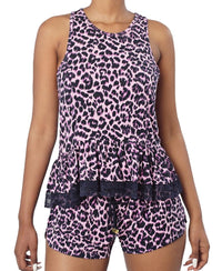 Sleep Essentials Top - Pink