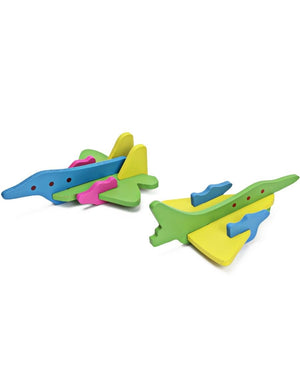 3D Building Plane Set - Multi