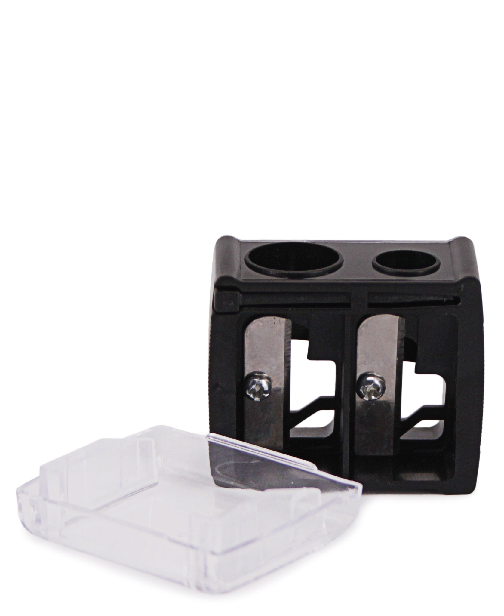 Makeup Pencil Sharpener - Black