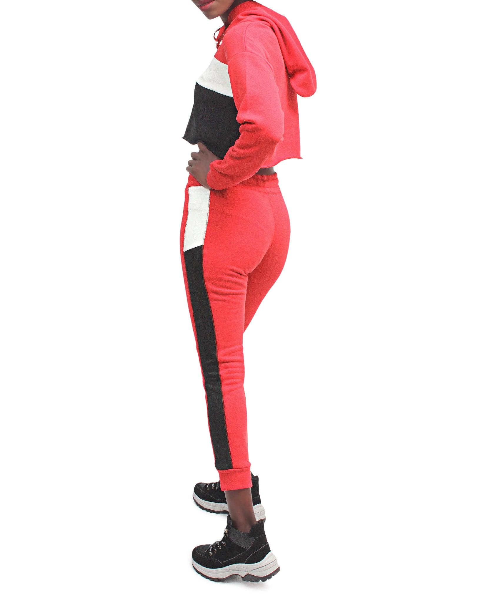 2 Piece Tracksuit - Red