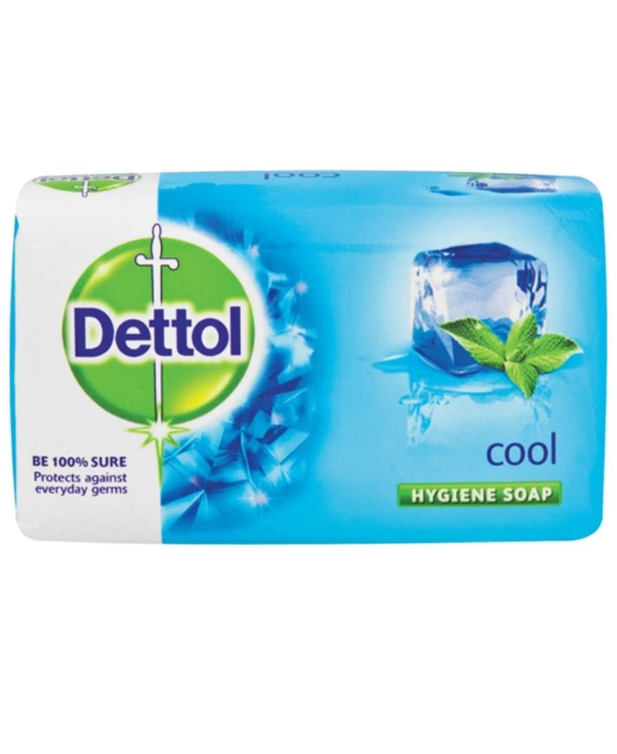 Dettol Soap Cool 175g - Blue
