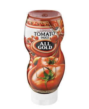 All Gold Tomato Sauce 500ml - Red