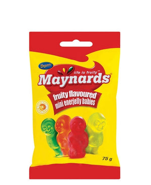 Maynards Jelly Babies 75g - Multi