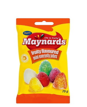 Maynards Fruit Jubes 75g - Multi