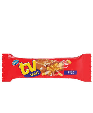 TV Bar Milk 47g - Red