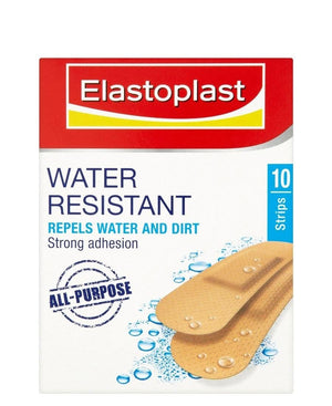 10 Water Resistant Plasters - Camel