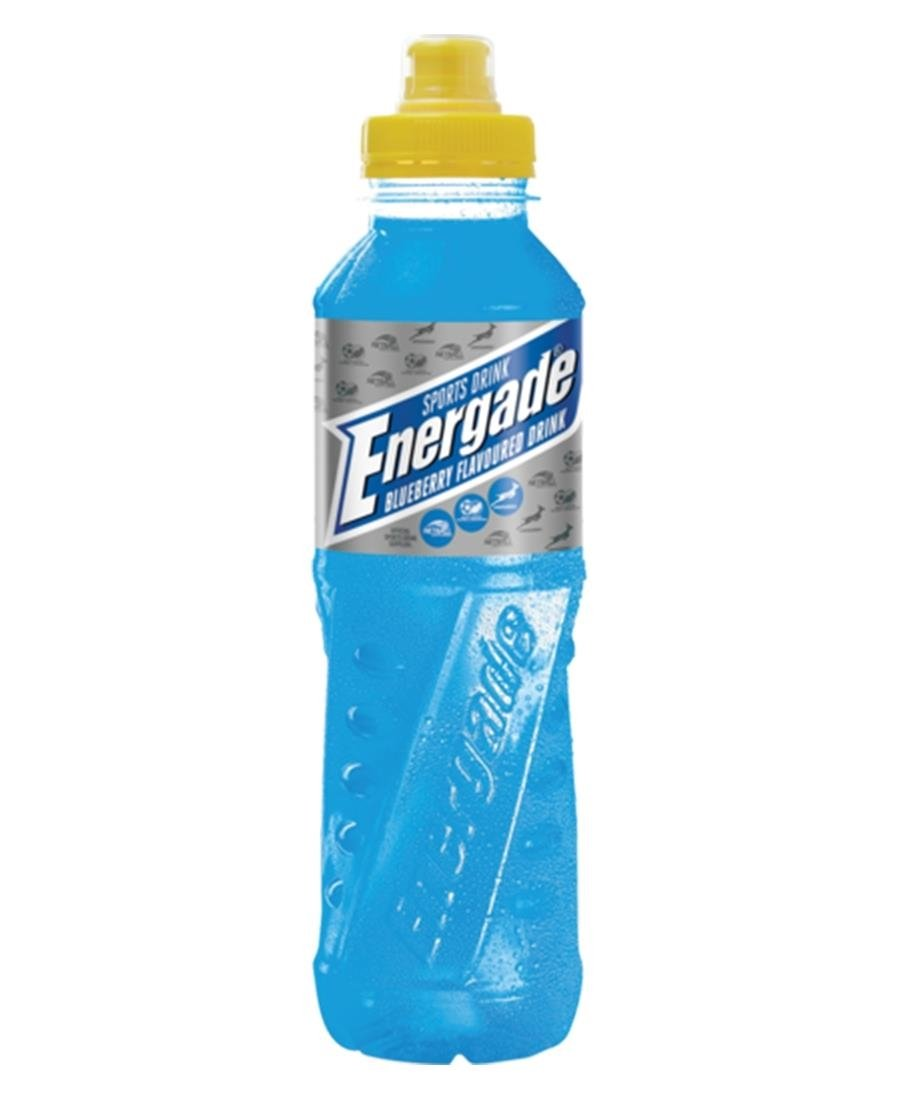 Energade Blueberry 500ml - Blue