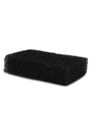 Exfoliating Bath Sponge - Black