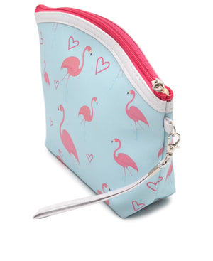 Cosmetic Bag - Blue