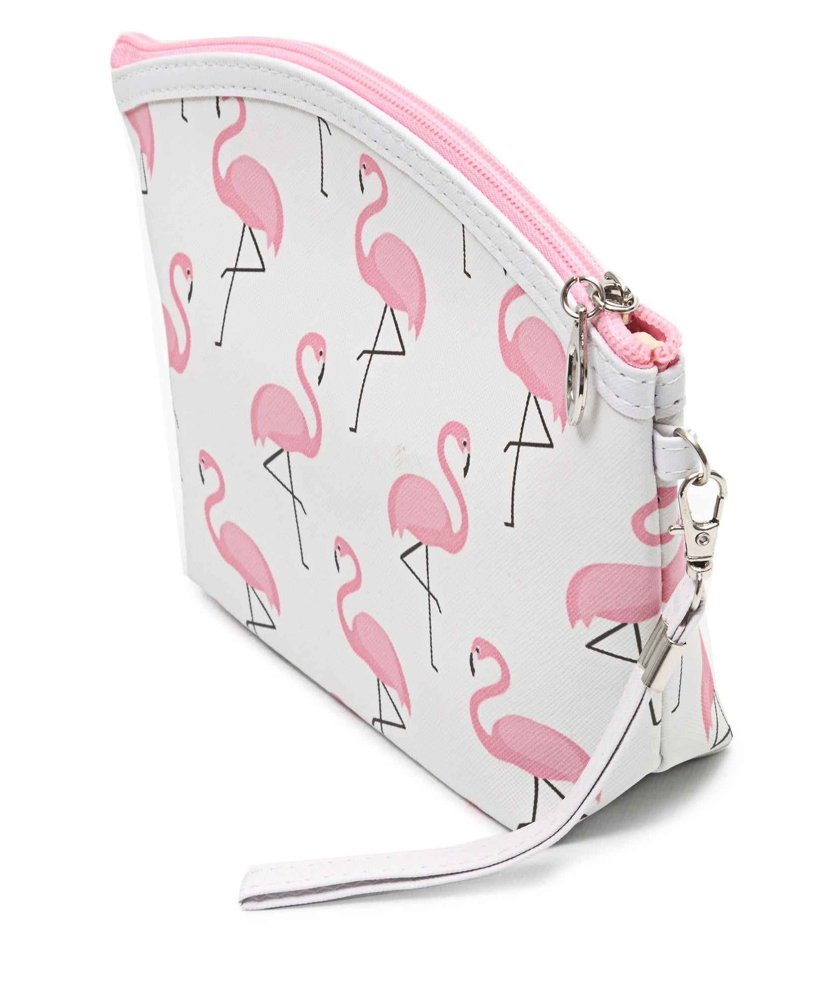 Cosmetic Bag - White