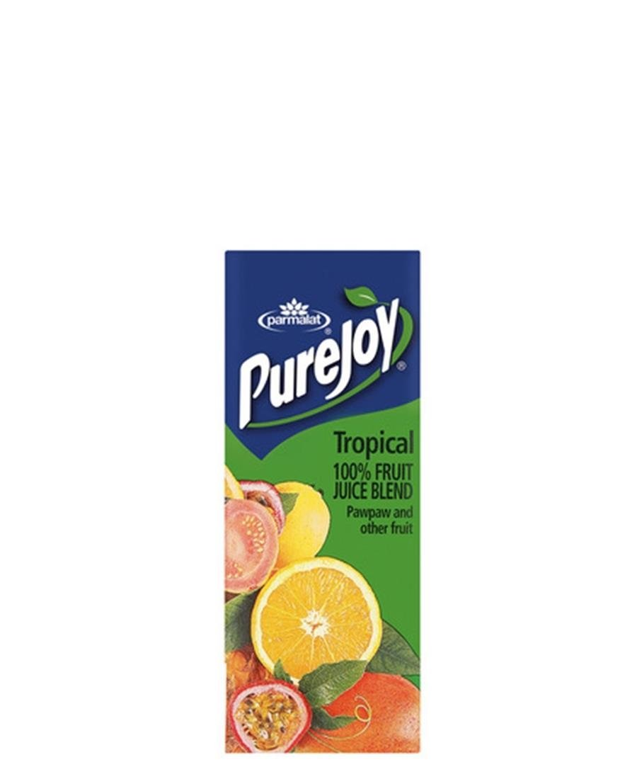 Pure Joy Tropical 200ml - Green