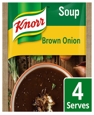 Knorr Soup Brown Onion 50g - Green