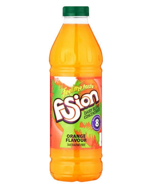 Fusion Dairy Blend 1L Orange  - Yellow