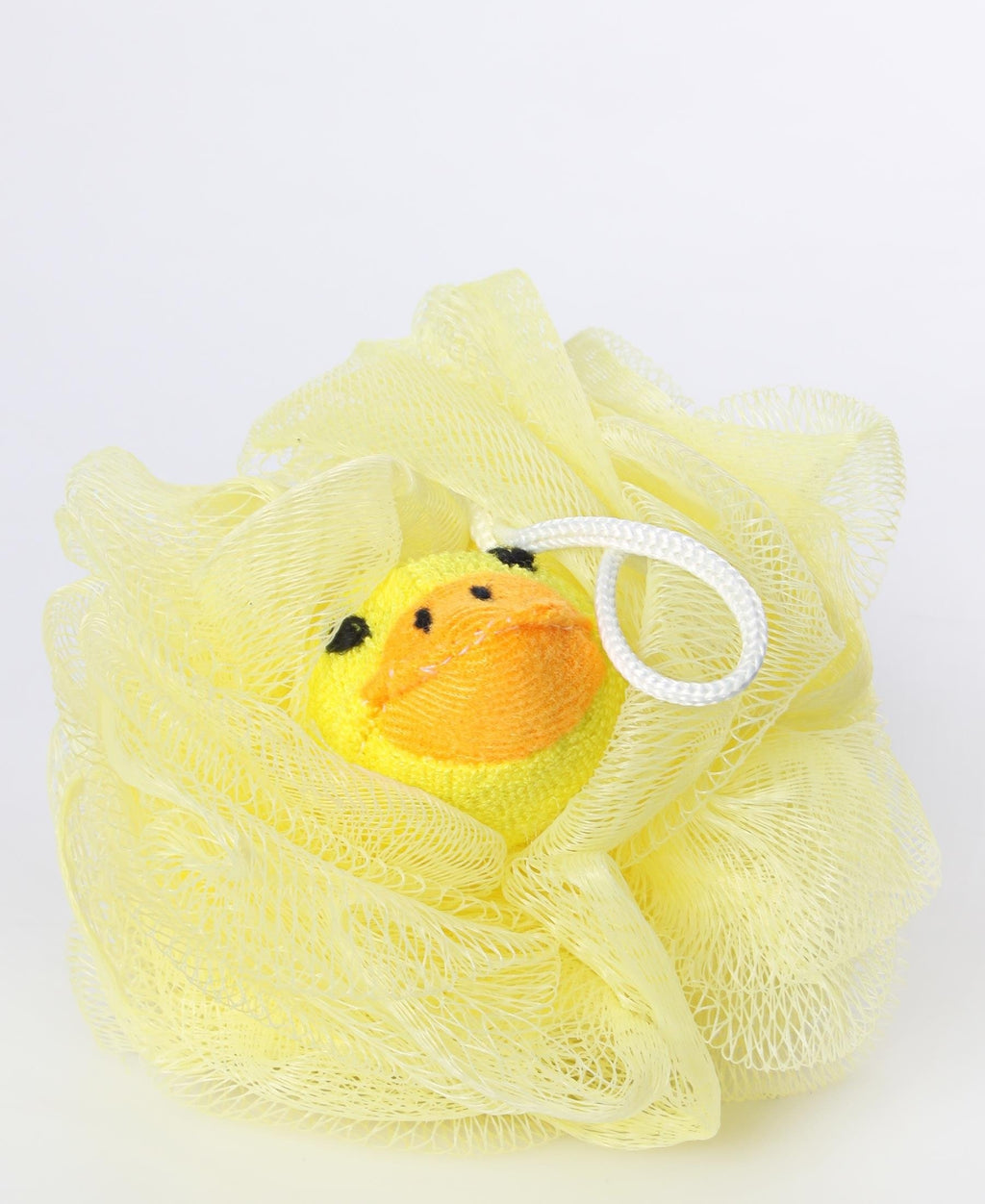 Kids Body Scrubber - Yellow
