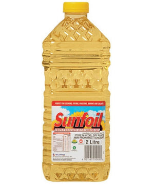Sunfoil Oil 2L - Yellow