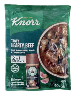 Knorr Soup tasty hearty beef 50g - Green