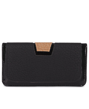 Zip Around Wallet - Camel