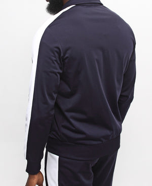 Forever Faster T7 Jacket - Navy